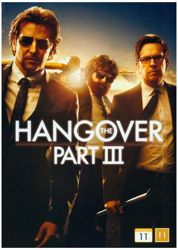 Hangover, Part III - DVD