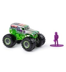Monster Jam - 1:64 Single Pack - Grave Digger (20105705)
