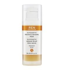 REN - Glycolactic Radiance Renewal Ansigtsmaske 50 ml