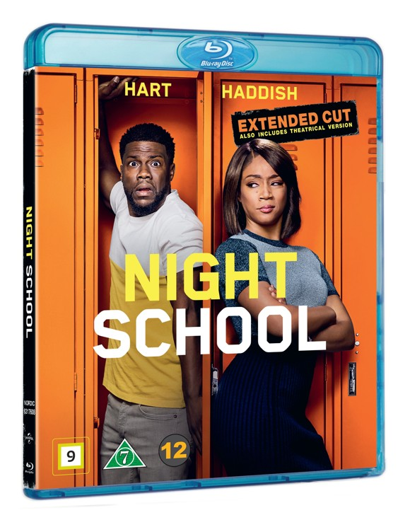 Nightschool-DVD