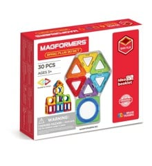 Magformers - Basic Plus 30 dele (3067)
