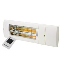 ​Solamagic 2000 Premium ARC /Remote White - New