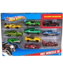 Hot Wheels - 10 Car Giftpack (54886)