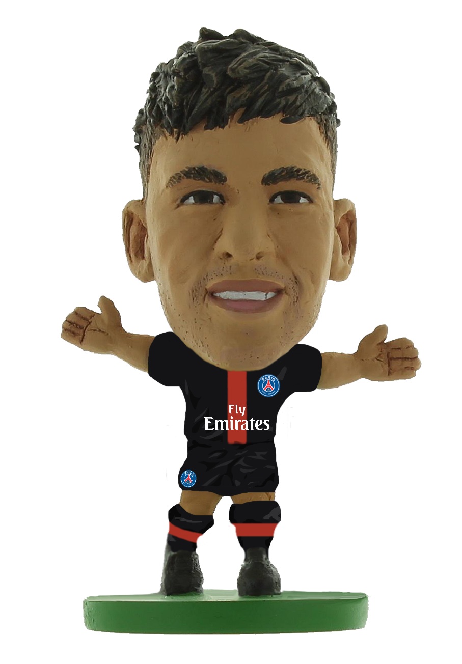 Soccerstarz - Paris St Germain Neymar Jr - Home Kit (2020 version)