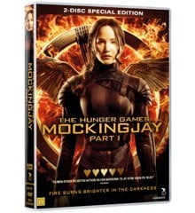 The Hunger Games 3: Mockingjay - Part 1 - DVD