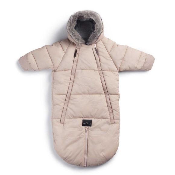 Elodie Details - Baby Kørepose Dragt - Powder Pink 0-6m