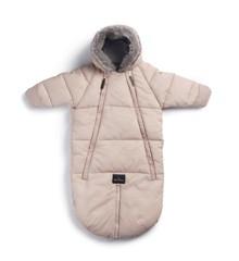 Elodie Details - Baby Overall Footmuff - Powder Pink 0-6m