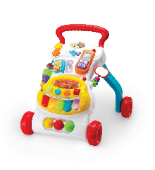 Winfun - Grow-with-Me Musical Walker (000804)