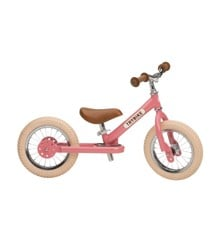 Trybike - 2 Wheel Steel, Vintage Pink