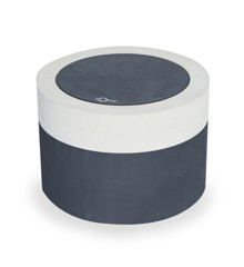 bObles - Tumlerør i 2 dele, Multi grå