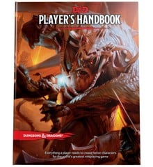 Dungeons & Dragons - 5th Edition Player's Handbook (D&D)