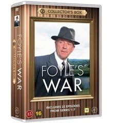 Foyle's war - Collectors box 1-7 - DVD
