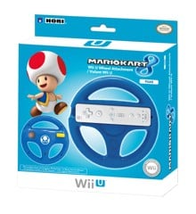 HORI -  Mario Kart 8 Racing Wheel (Toad)