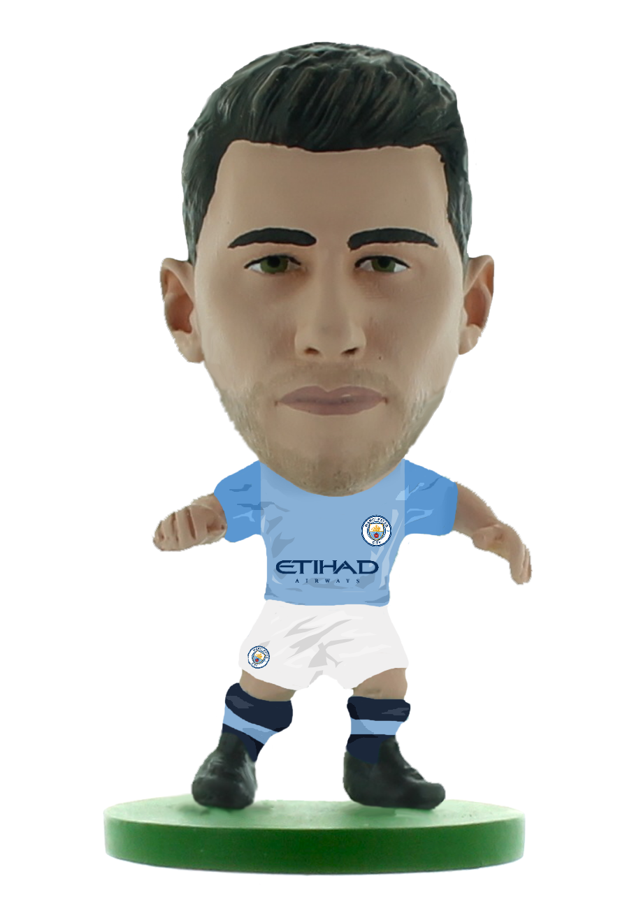 Soccerstarz - Man City Aymeric Laporte - Home Kit (2020 version)