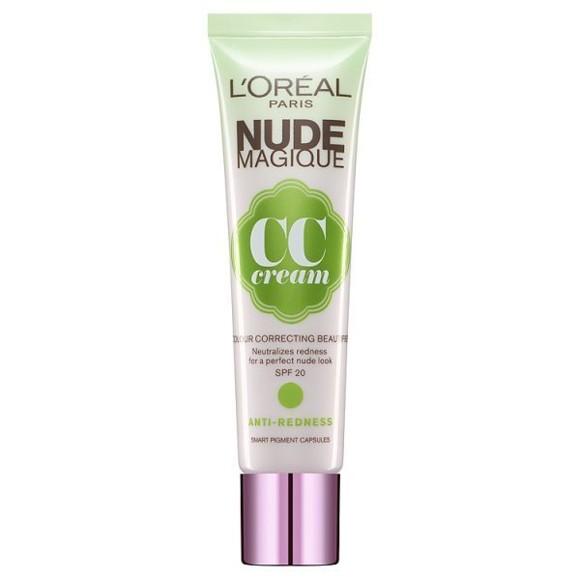 LOreal Paris Nude Magique CC Cream Spf 20 Anti-Redness