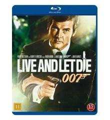 James Bond - Live and Let Die (Blu-Ray)