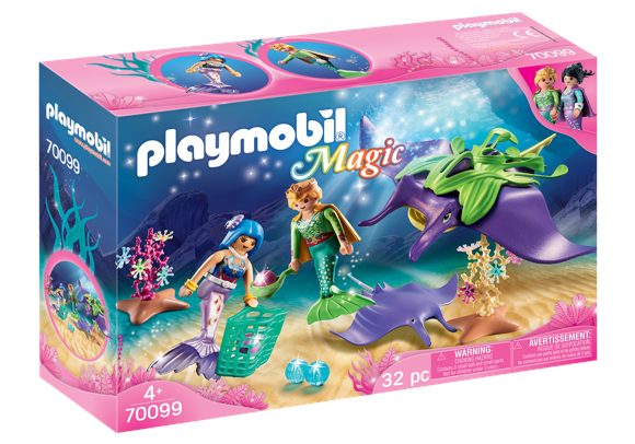 Playmobil - Magic - Stingray (70099)