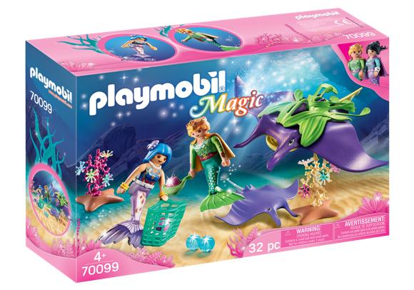 Playmobil - Magic - Stingray (70099)
