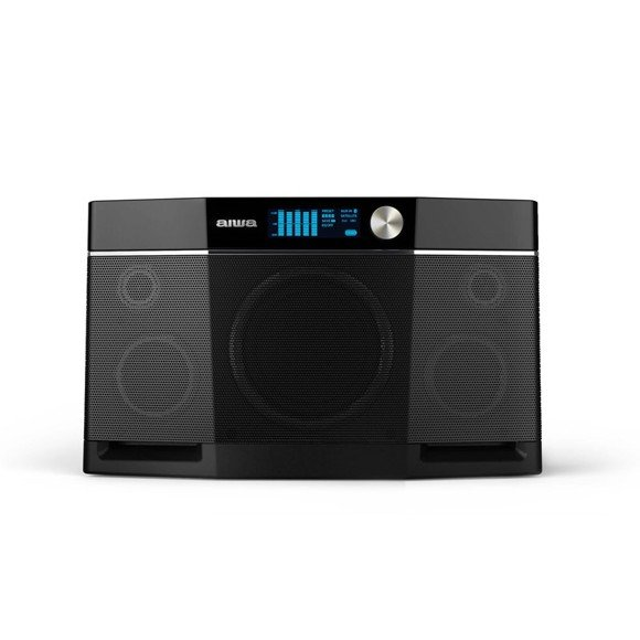 AIWA - Højttaler Bluetooth Exos-9 Sort