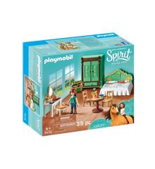 Playmobil - Lucky soveværelse (9476)