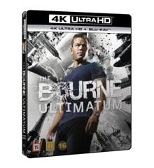 The Bourne Ultimatum (4K Blu-Ray)