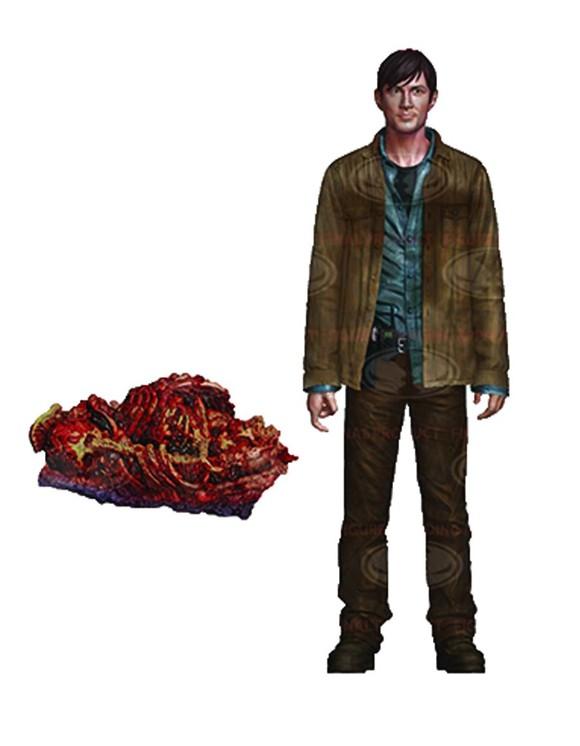 Walking Dead Tv Series 7 Gareth Af Cs