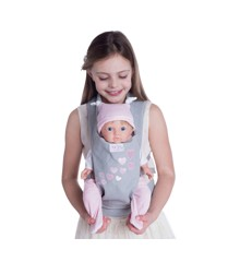Tiny Treasure - Baby Doll Carrier (30085)