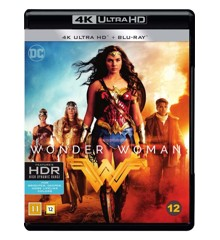 Wonder Woman (4K Blu-ray)