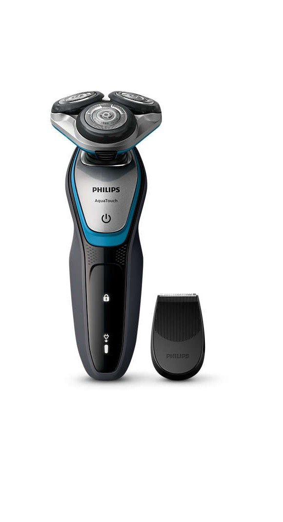 Philips - AquaTouch Wet & Dry Barbermaskine S5400/06