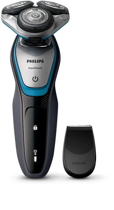 Philips - AquaTouch Wet & Dry Shaver S5400/06 - E