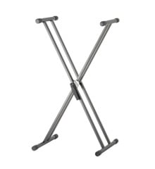 Adam Hall - SKS 03 - Double 'X' Keyboard Stand