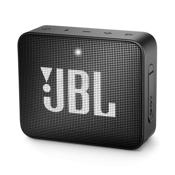 JBL - GO 2 Bluetooth Højtaler Midnight Black