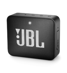JBL - GO 2 Portable Bluetooth Speaker Midnight Black