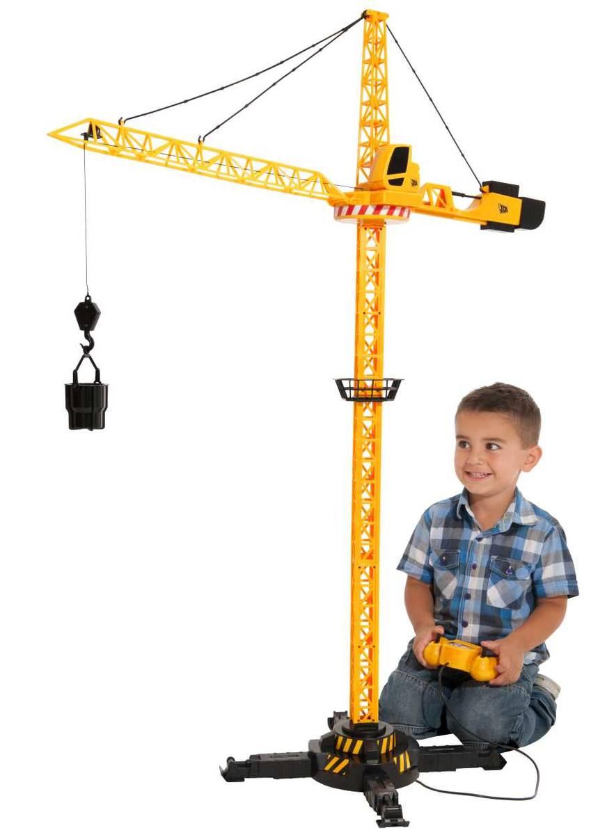 JCB - Remote Control Crane (1415390)