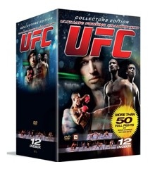 UFC Collection (12-disc) - DVD