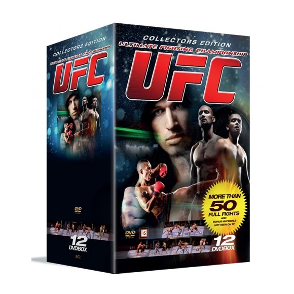 Ultimate Fighting Championship Dreamcast: Köp UFC Collection (12-disc)