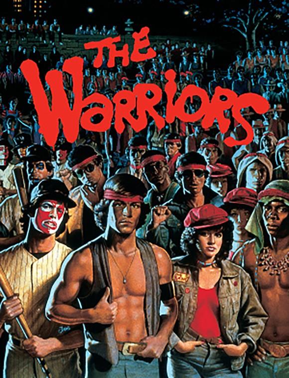 The Warriors/Krigerne - DVD