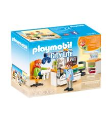 Playmobil - Øjenlæge (70197)