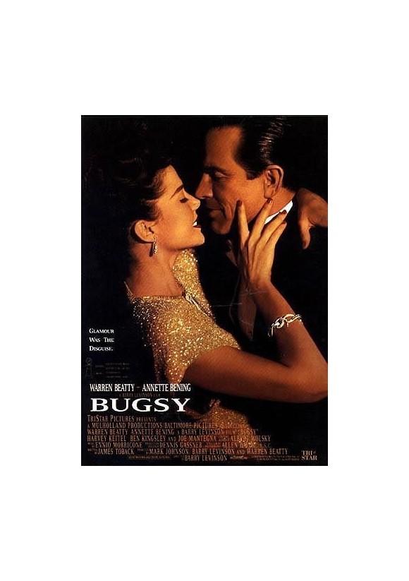 Bugsy - DVD