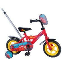 "Volare - Disney Cars 3 Bicycle, Red 10"" (81048)"