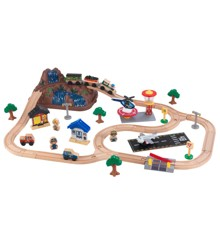 KidKraft - Bucket Top MountainHolzeisenbahn-Set (17826)