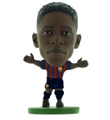 Soccerstarz - Barcelona Ousmane Dembele - Home Kit (Classic)