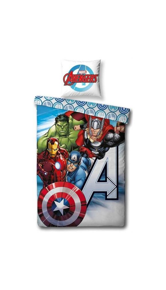 Avengers Sengetøj (200 x 140 cm)