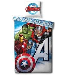 Bed Linen - Adult Size 140 x 200 cm - Avengers  AV174 (27465)