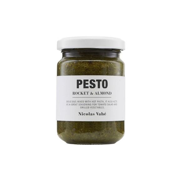 Nicolas Vahé - Pesto With Rucola & Almond 140 g (NVEP001)