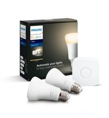 Philips Hue -  E27 Starter kit -  White - Bluetooth