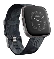 Fitbit - Versa 2 SE- Smoke Woven