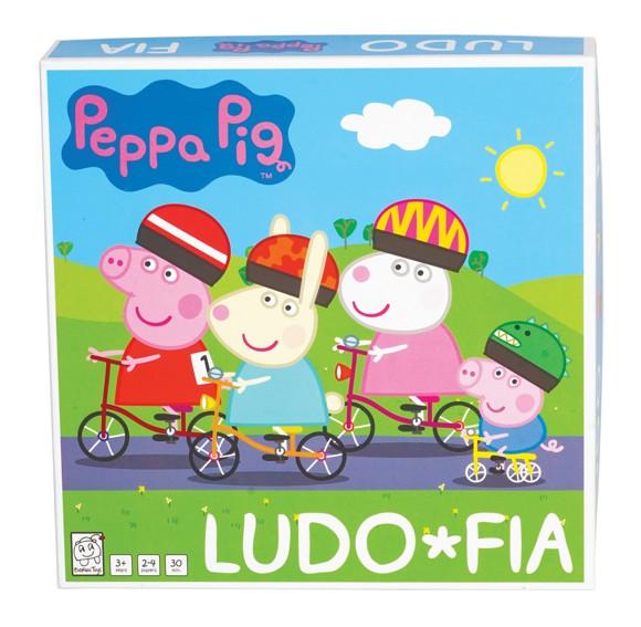 Barbo Toys - Peppa Pig Ludo (8971)