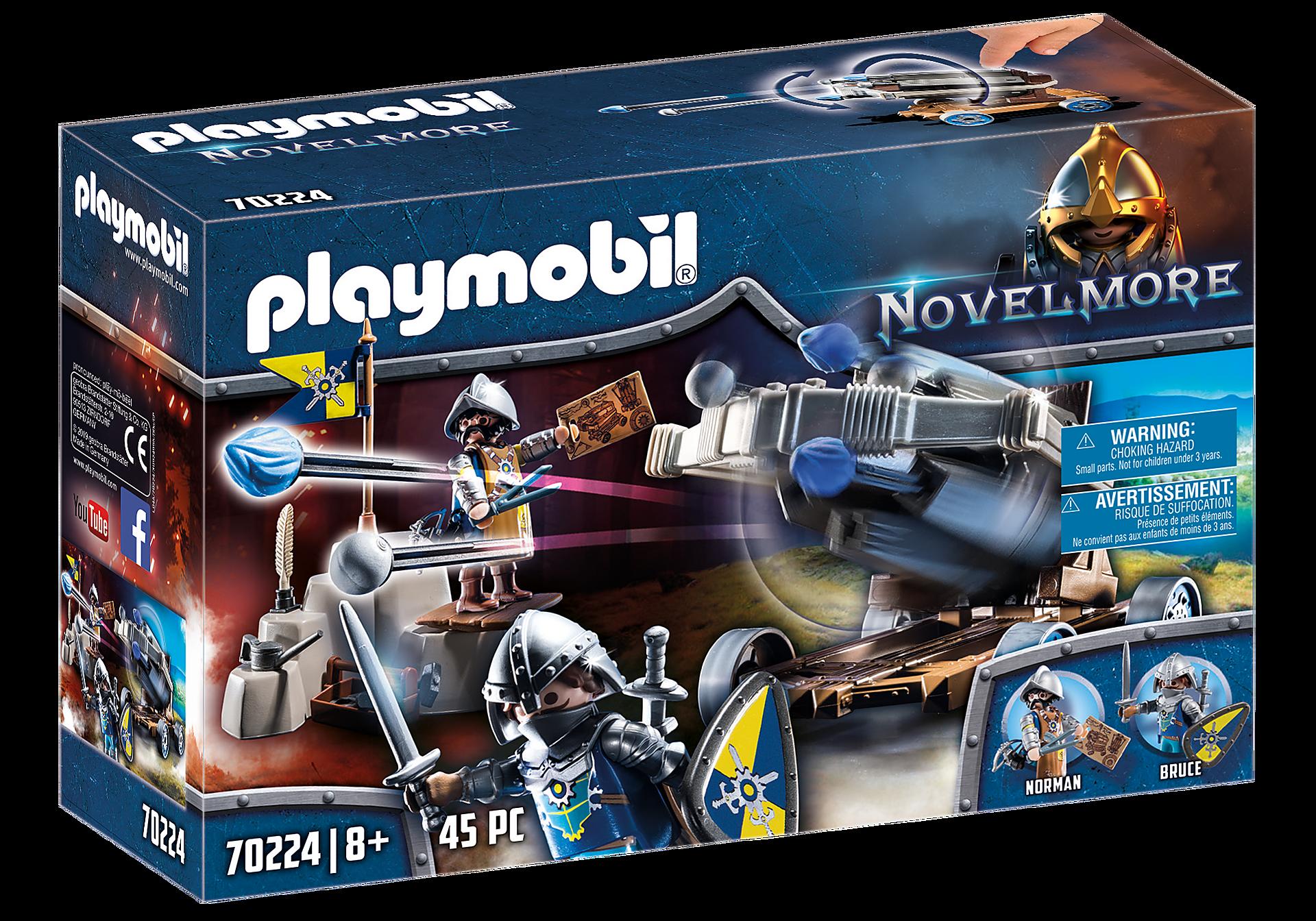 Playmobil - Water Ballista (70224)