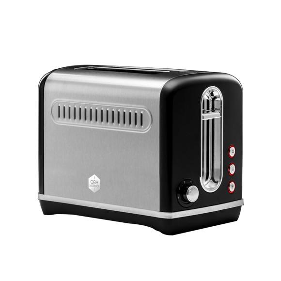OBH Nordica - Legacy Toaster - Sort